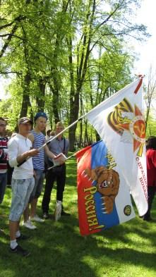 Latvia: Celebration of the 9th May, 2013