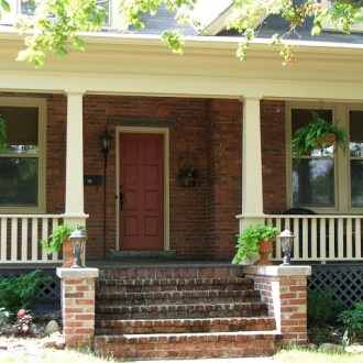 My Place: Front View – What a metamorphosis!