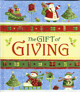 The Gift of Giving…
