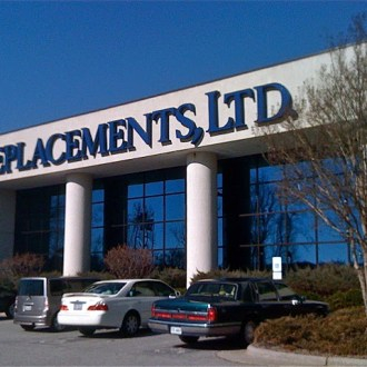 Field Trip to Replacements Ltd. (Greensboro, NC)