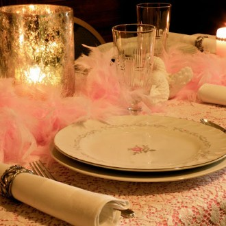 Valentine's Dinner for Women's Shelter: LAVISHED and ADORED