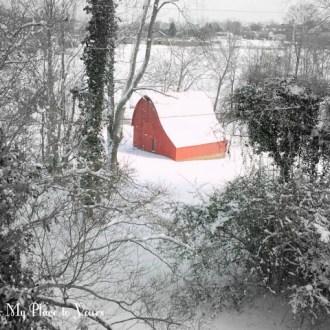 Thinking of snow …