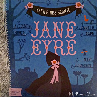 Little Readers: Inspired by Baby Jane Austen