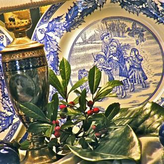 Blue Christmas:  A Christmas Theme