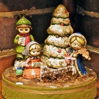 Vintage:  A Christmas Theme