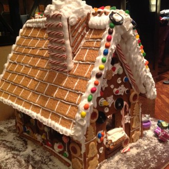 Gingerbread:  A Christmas Theme