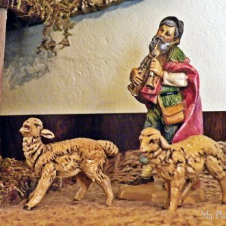 Shepherds: A Christmas Theme