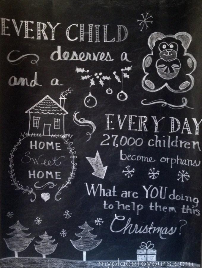 orphan christmas