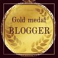 Gold medal blogger