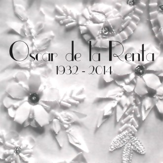 My hour with Oscar de la Renta