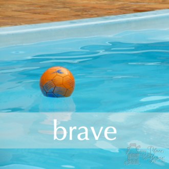 BRAVE:  Free Write Day 19