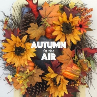 EVER-EVOLVING AUTUMN DECOR  {Will tried-and-true decorating tips work in my tiny house?}