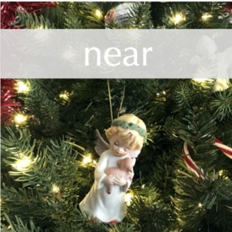 CHRISTMAS ORNAMENT COLLECTIONS:  Oh, the stories they tell!