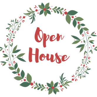 FREE OPEN HOUSE PRINTABLES — so you can keep a few doors closed!