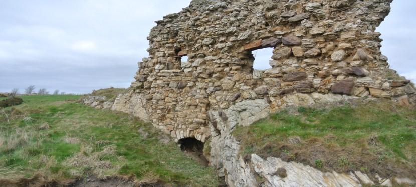 Off the Beaten Path:  Newark Castle