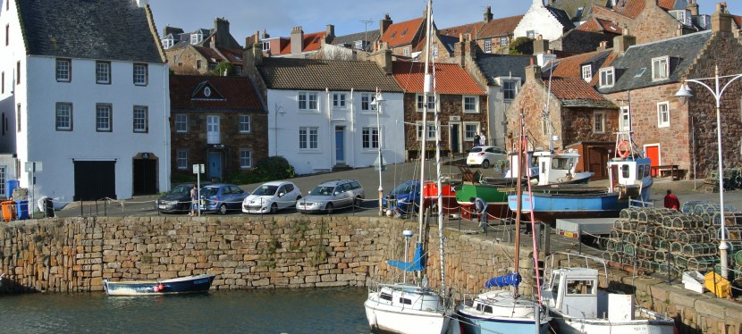 Enchanting Crail