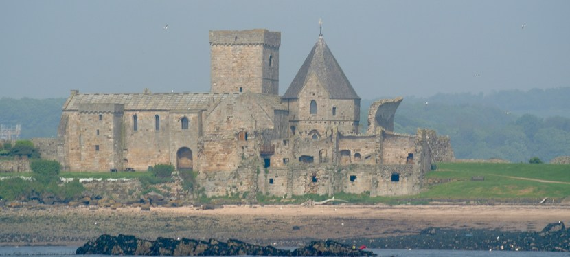 "Inchcolm Abbey-The ""Iona of the East"""
