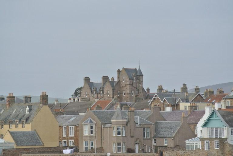 The village of Elie, Scotland.