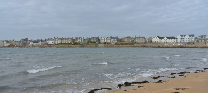 Elie, Scotland-A Picturesque Village in Fife, Scotland