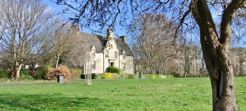 Pilrig House-A Historical Gem in the City of Edinburgh