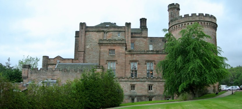 Dinner at Dalhousie Castle-A Perfect Night Out