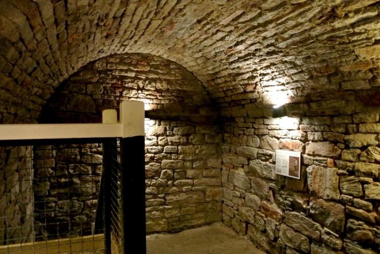Castle prison.