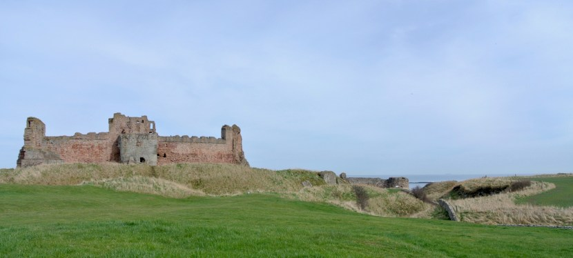 Tantallon Castle-A Formidable Fortress