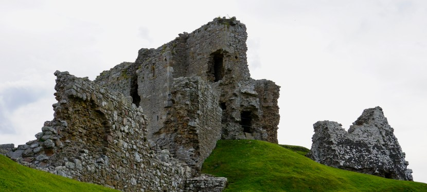 Duffus Castle – A Motte and Bailey Design