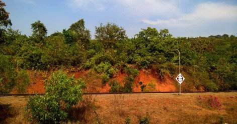 Konkan Railway, India