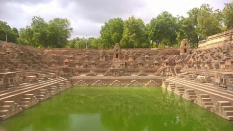 Ram Kund, Modhera Sun Temple, Gujarat