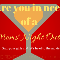 [ Movie Review ] A Moms' Night Out You Wouldn't Wish on Your Enemy
