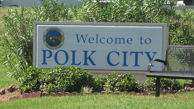 Welcome to Polk City