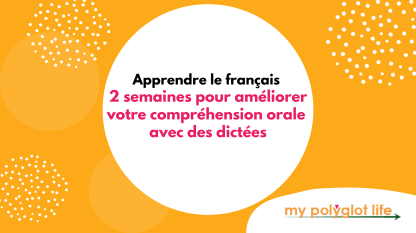 learn french with dictations