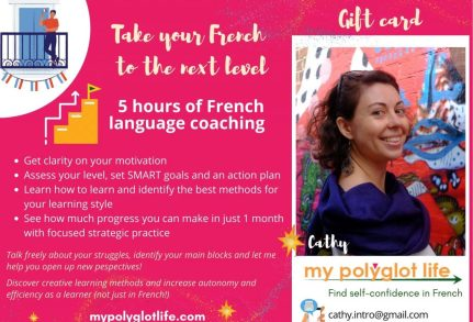 gifts french learners