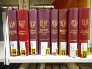 Books on German nobility