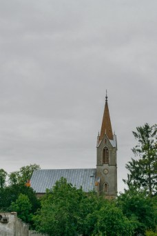 The church in Lübchow