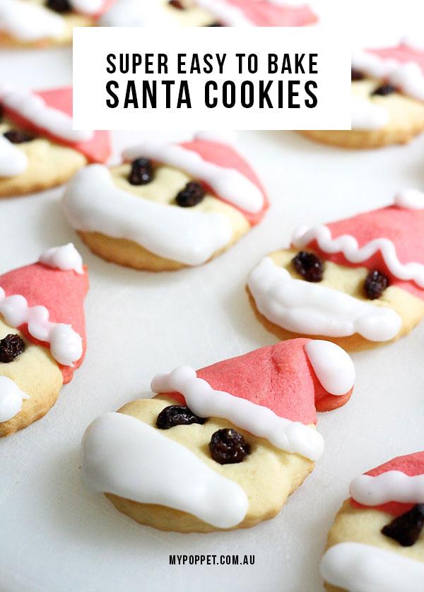 Santa Cookie Recipe