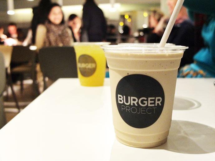 burger project sydney