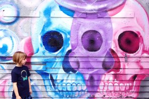 London Street art Photo Journal