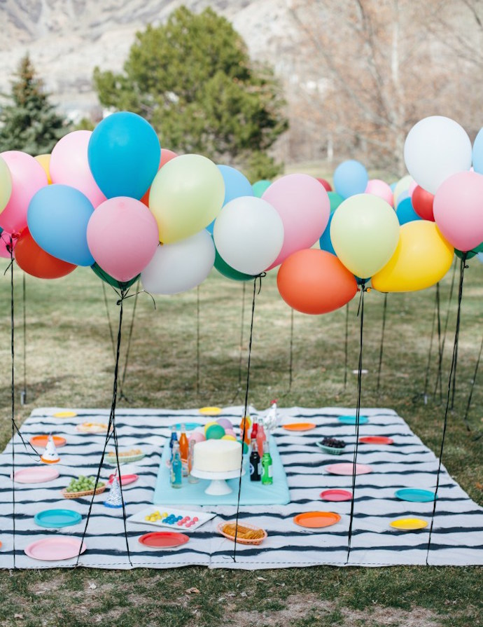 Cool & Colourful Baby Shower Ideas for Thoroughly Modern Mums-to-be