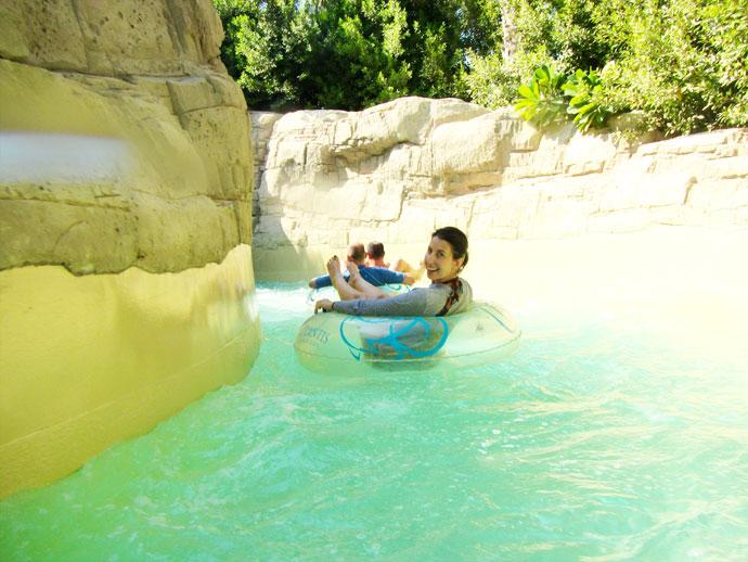 Aquaventure - the rapids
