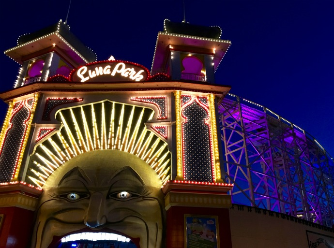 luna park night