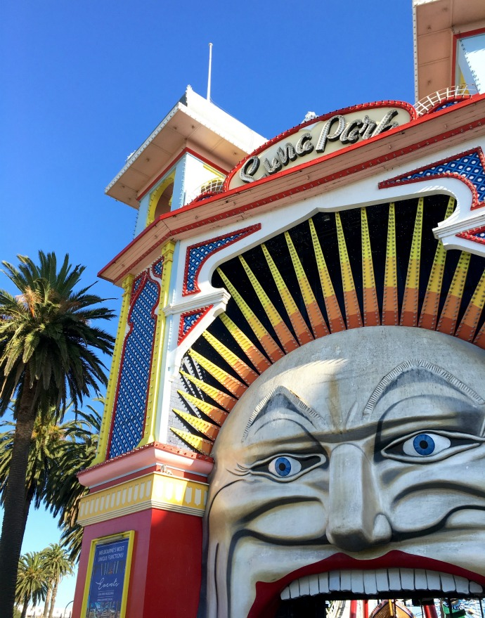 Luna park birthday celebrations