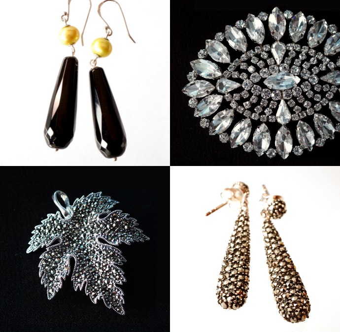 Miss Fisher jewellery collection