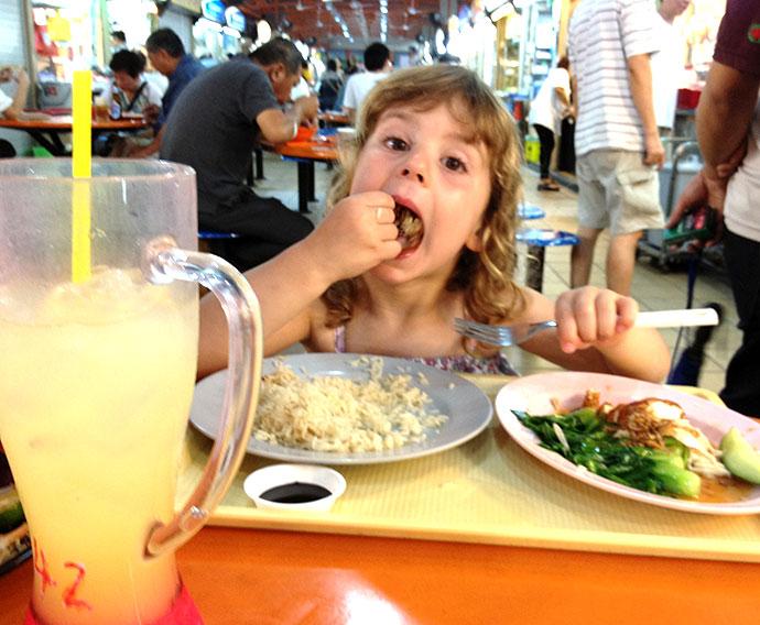singapore food hall