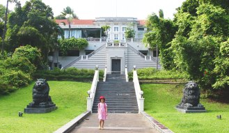 Hotel Fort Canning - Singapore - review