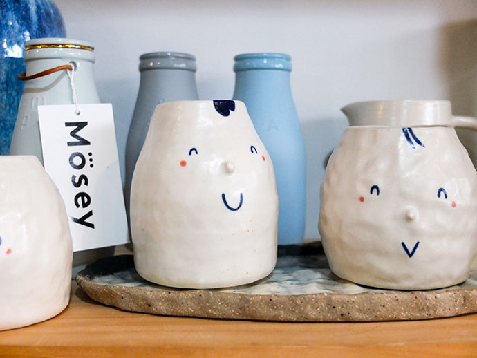 Mosey, melbourne ceramic store