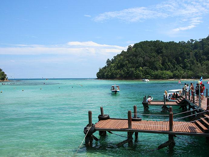 tropical island adventure, Sabah Borneo mypoppet.com.au