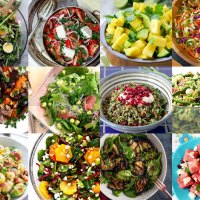 'Just Bring a Salad' - 12 Delicious Salads to take to a BBQ or Picnic