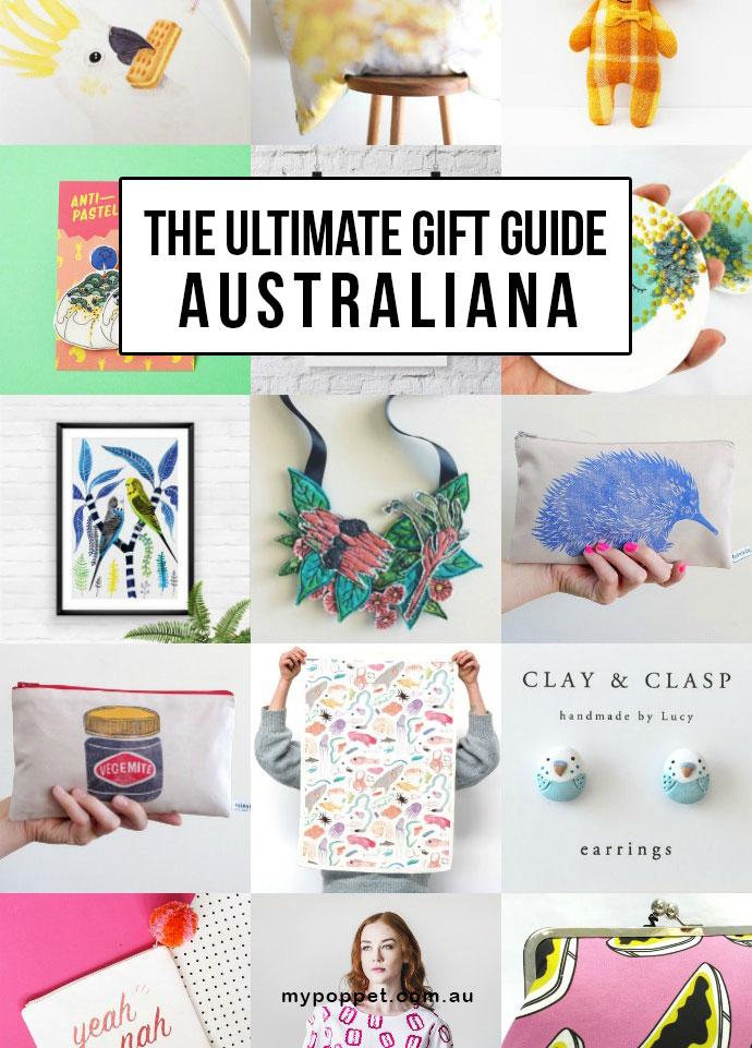 Christmas Gift Guide - Australiana - mypoppet.com.au
